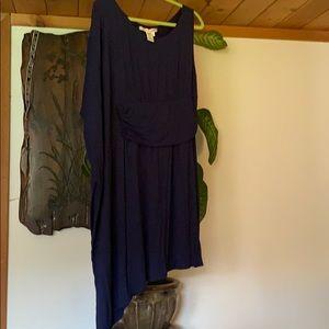 One sleeved dress; nwot